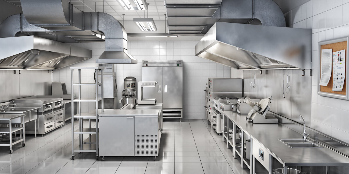 Commercial Kitchen Upgrade Contractor