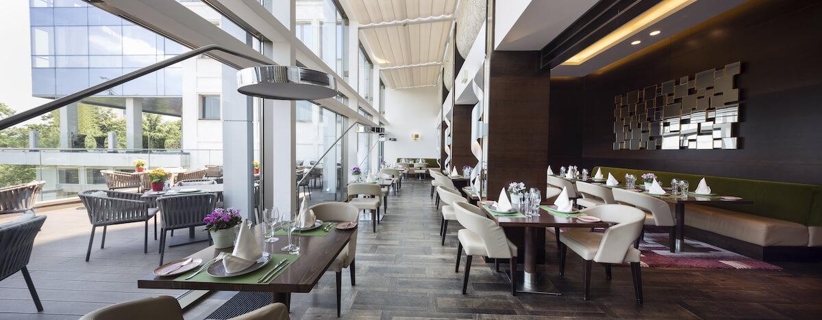 Restaurant Building Contractor